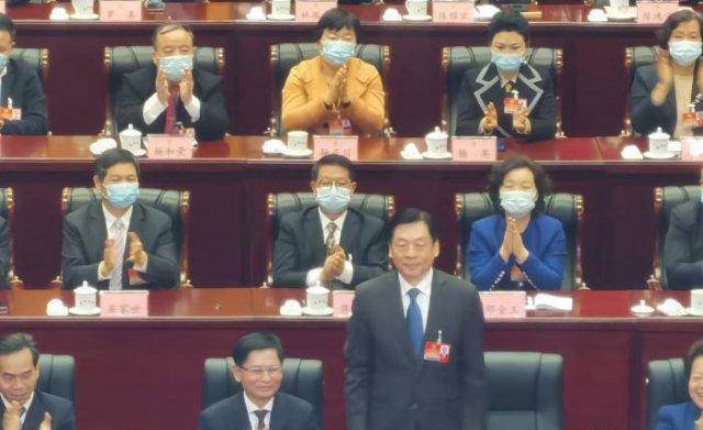孙大伟当选广西壮族自治区政协主席