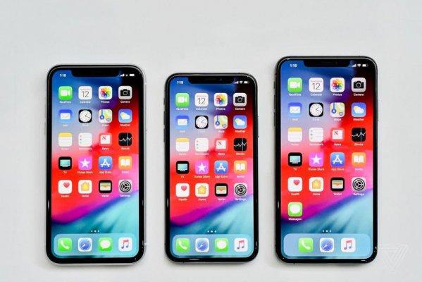新iPhone在中国创下历史最高纪录